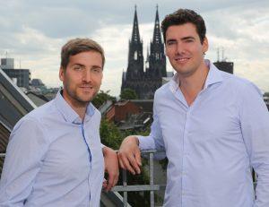 nextmarkets Manuel und Dominic Heyden